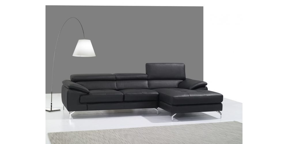 J&M Furniture A973b Premium Leather Sectional