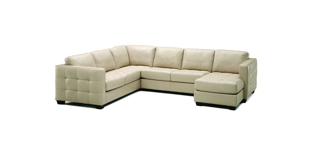 Palliser Barrett Leather Sectional