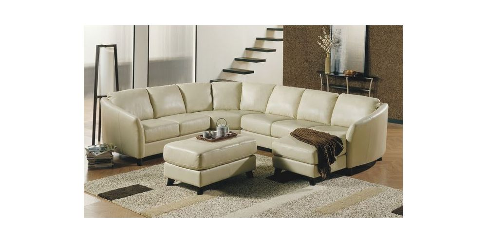 Palliser Alula Leather Sectional