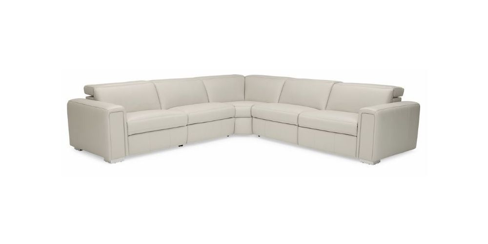 Palliser Titan Leather Sectional