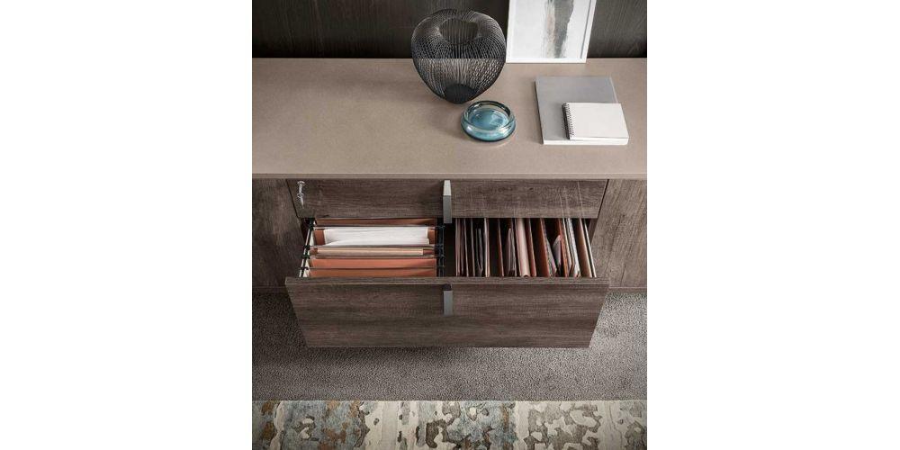 ALF Matera Office Credenza details