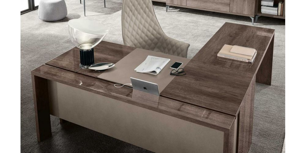 ALF Matera Office Desk top view