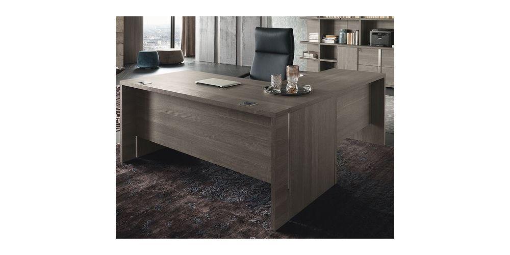 "ALF Tivoli Office Desk 71"" w/ Rtn"