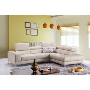 J&M Furniture A990 Premium Leather Sectional
