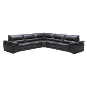 J&M Furniture Romeo Premium Leather Sectional