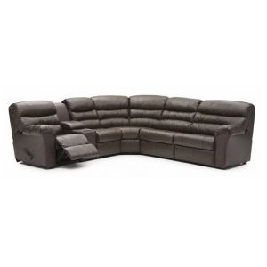Palliser Durant Leather Sectional