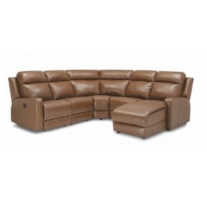 Palliser Foresthill Leather Sectional