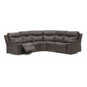 Palliser Providence Leather Sectional