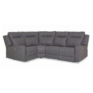Palliser Redwood Leather Sectional