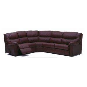 Palliser Regent Leather Sectional