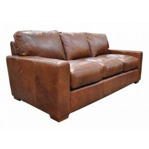 Omnia Leather City Craft Sofa