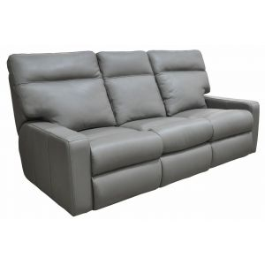 Omnia Leather Lyndsey Reclining Sofa