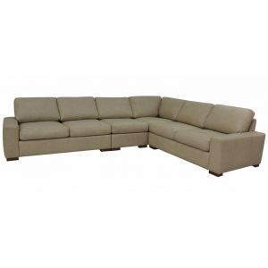 Omnia Leather Max Sectional