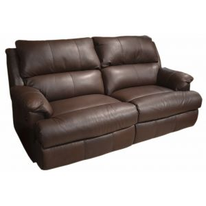 Omnia Leather Nicholas Reclining Sofa
