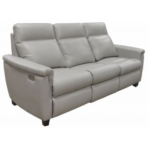 Omnia Leather Power Solutions Sofa