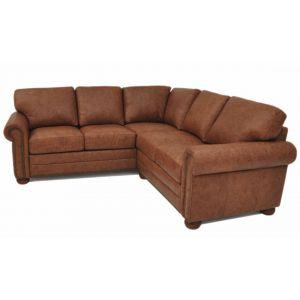 Omnia Leather Savannah  Sectional