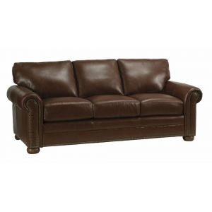Omnia Leather Savannah  Sofa