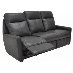 Omnia Leather Sherman Oaks Reclining Sofa