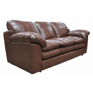 Omnia Leather Green Valley Leather Ventura Sofa
