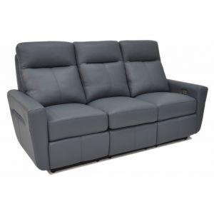 Omnia Leather Venus Reclining Sofa
