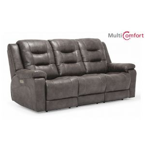 Palliser Leighton Leather ReclinerSofa