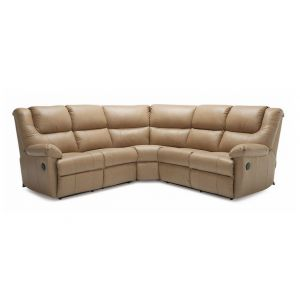 Palliser Tundra Leather Sectional