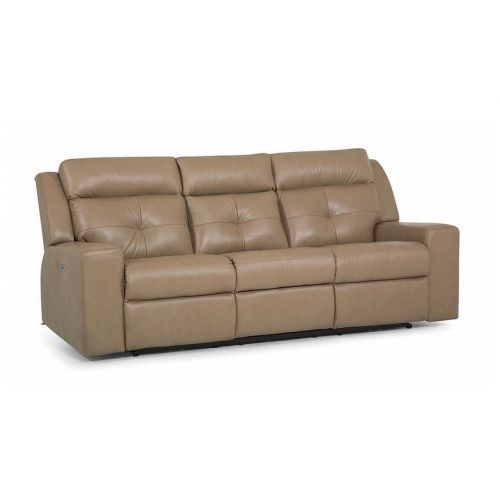 Palliser Grove Leather ReclinerSofa