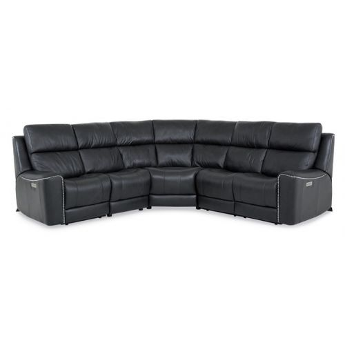 Palliser Hastings Leather Sectional